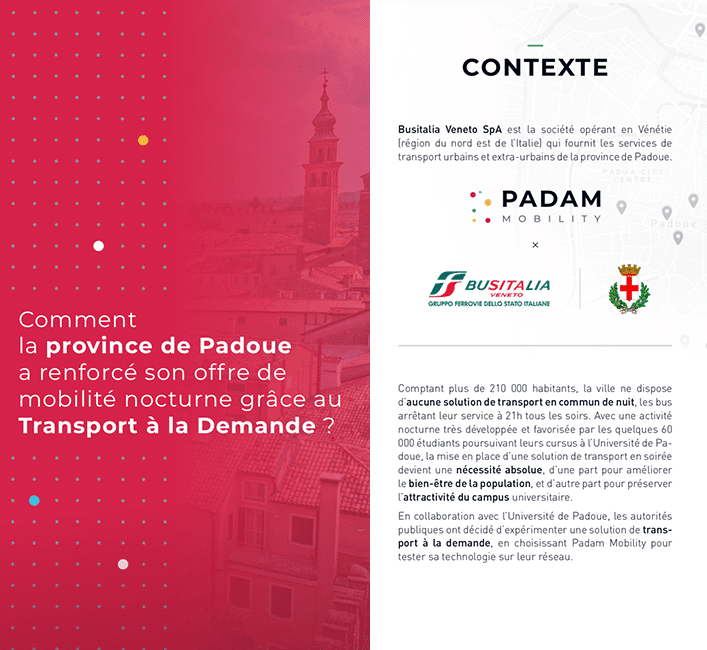Business Case – Padoue