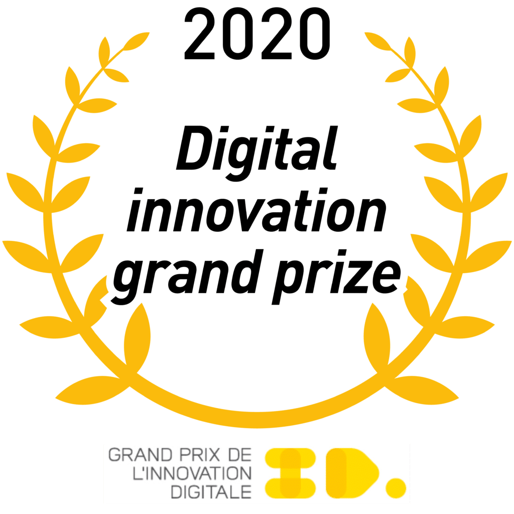 Digital innovation grand prize