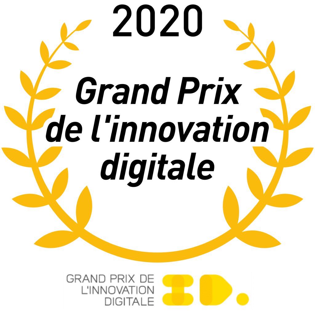 Grand prix d'innnovation Digitale